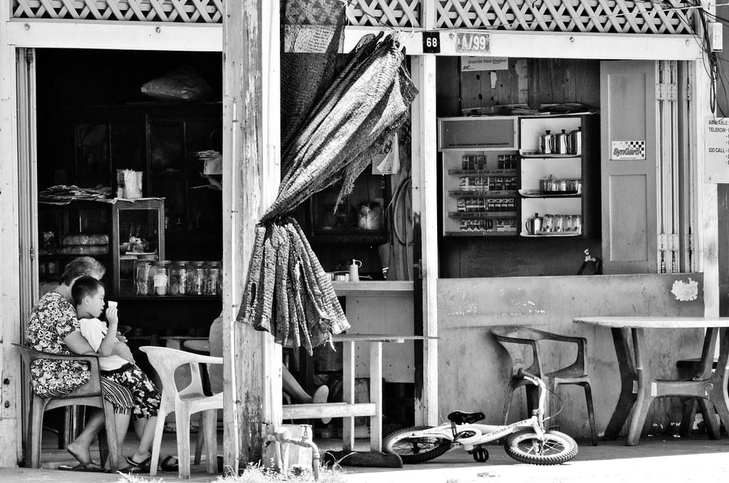 Beserah Fishing Village 關丹柏色拉漁村