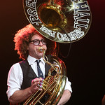 Preservation Hall Jazz Band at Bonnaroo 2013