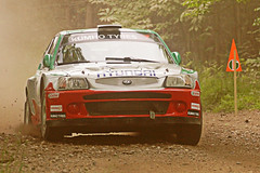 Dukeries Rally 2013