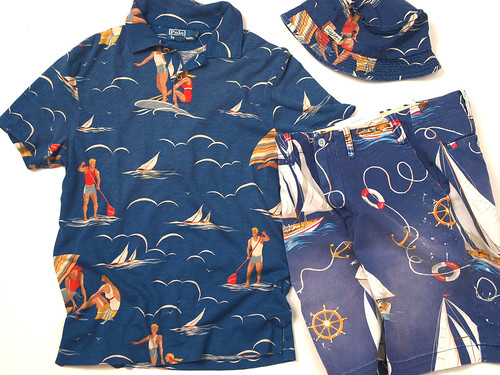 Ralph Lauren / Summer Print Item