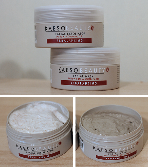 Kaeso Rebalancing Facial Kit