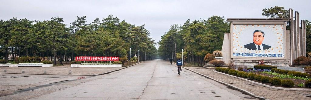 Wonsan Park North Korea DPRK