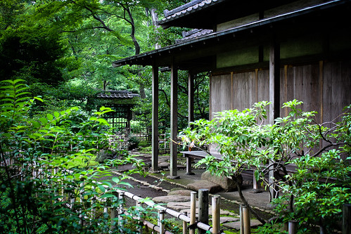 Japan Tokyo Rikugien 2