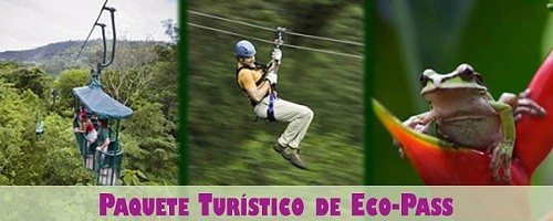 Costa Rica Eco Pass Tour Package