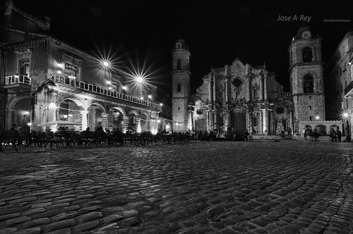 La Catedral three years ago by Rey Cuba