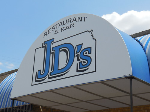 JD's local cafe was great!