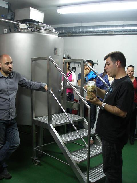 fabrica cerveza menduiña