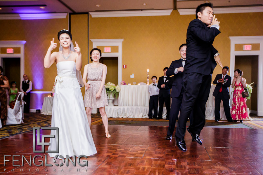 Atlanta Chinese Wedding at Chateau Elan