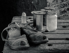 Shoes, Spools and Salt - Oh My