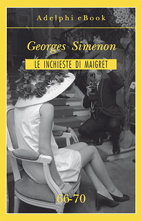 Maigret eBook 66-70