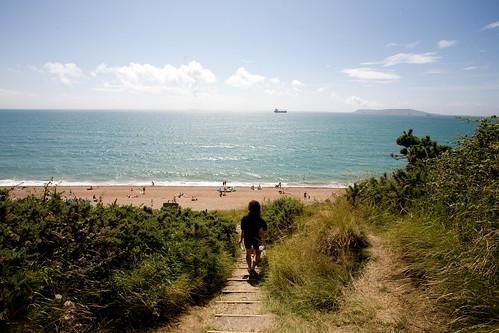 Dorset Camping Trip 2013