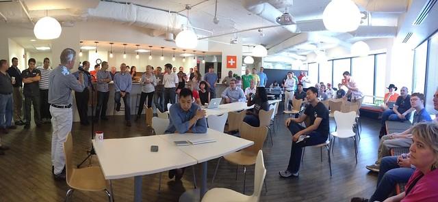 Hackathon Kickoff