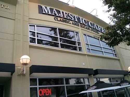 The Majestic Café