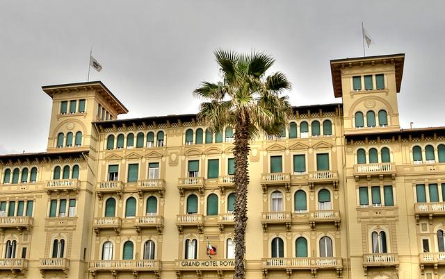 Viareggio Liberty - Hotel Royal - HDR