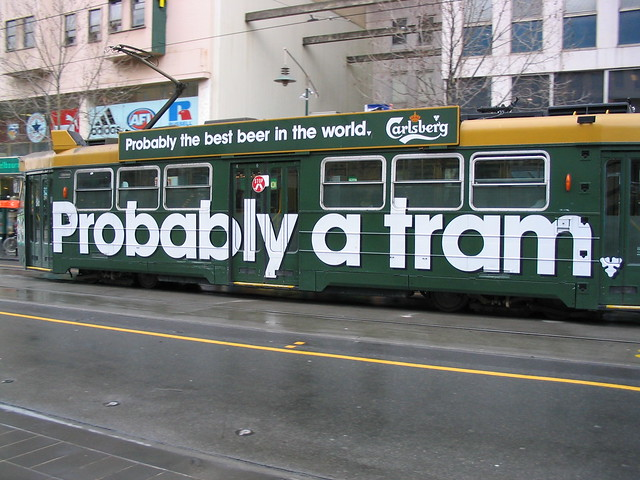 """Probably a tram"" (2003)"