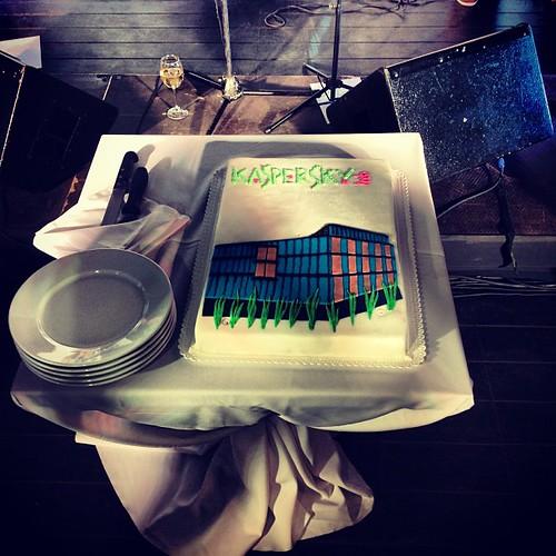 #торт #москва #касперский #kaspersky #moscow