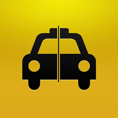 Split My Taxi Logo