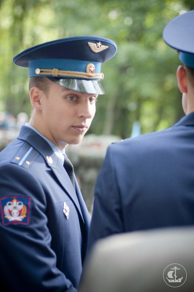 31 августа 2013, Присяга в ВМА