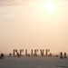 Believe! at the Burning Man by Dan Hogman