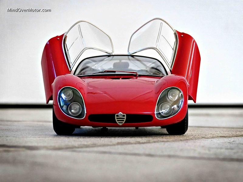 New Model Alfa Romeo Tipo 33 Stradale By Autoart Mind