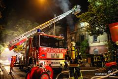 Wohnungsbrand Platter Straße 08.09.13