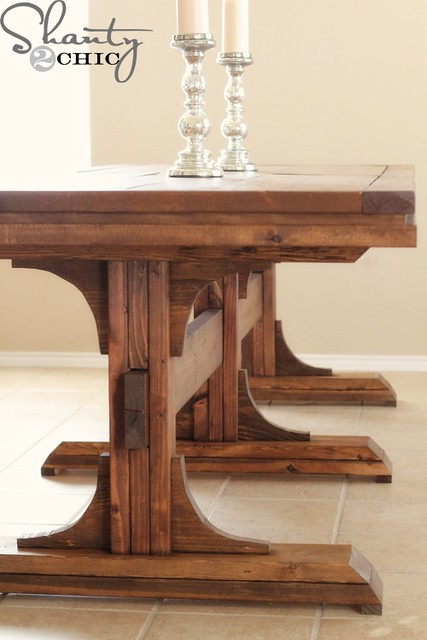 Shanty 2 Chich - Dining Table Inspiration