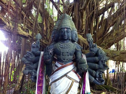Kauai's Hindu Monastery