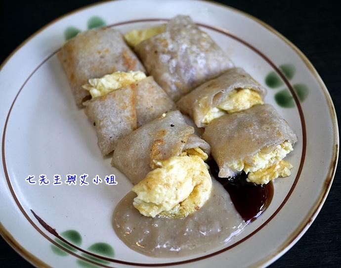 5 碧潭無名早餐店