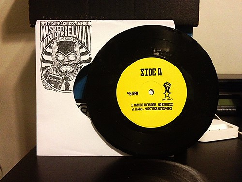 "V/A - Red Scare Across America Tour 7"" by Tim PopKid"