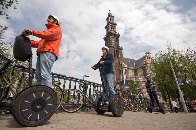 Human Transport Revolution