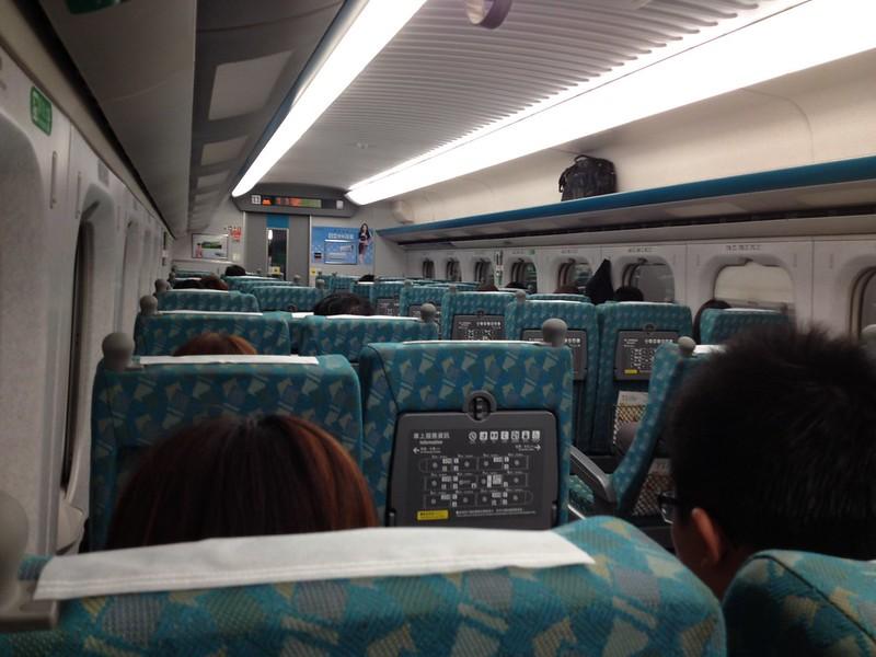 車内の様子 by haruhiko_iyota