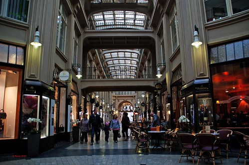 Leipzig City - Mädler-Passage