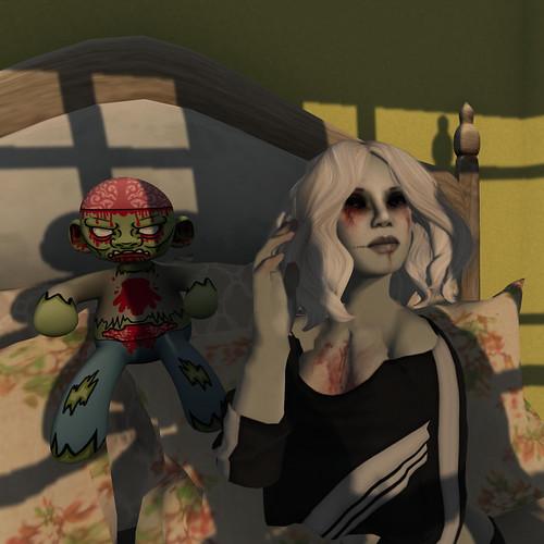 Zombie Bedtime