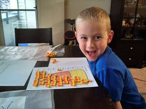 Candy Corn Math