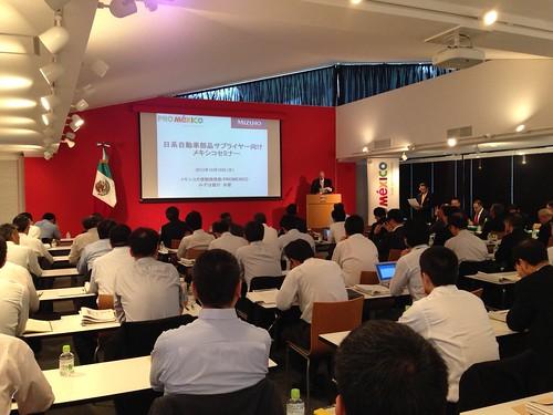 Embamex Japón Seminario
