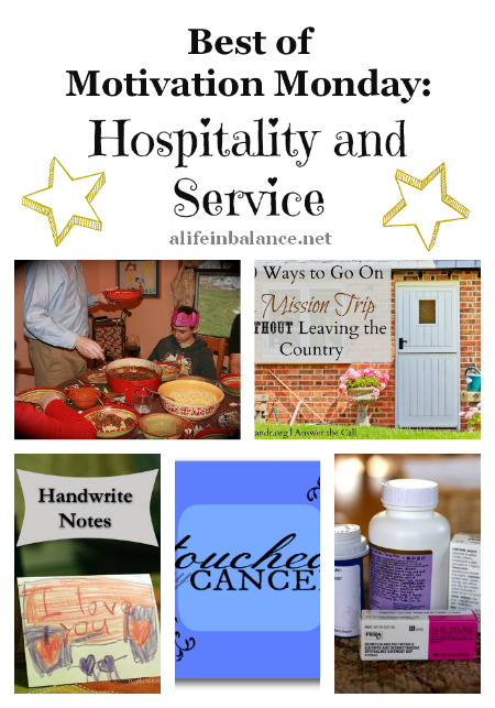 Best of Motivation Monday: Hospitality and Service