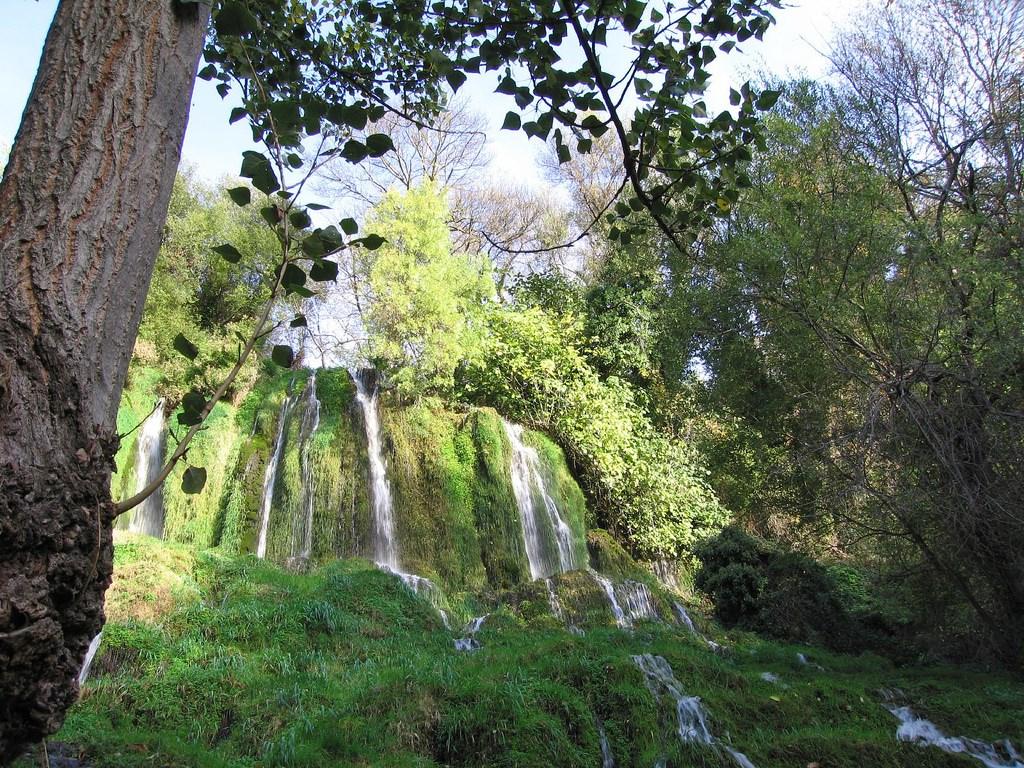 2. Entorno del monasterio de Piedra. Autor, Pablo.sanchez