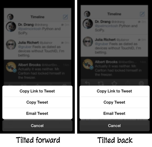 Tweetbot 3 sharing