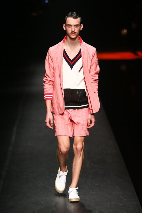 SS14 Tokyo yoshio kubo005_Dominik Sadoch(Fashion Press)