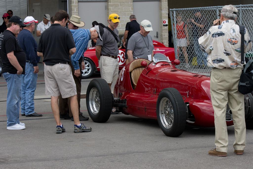 1939 Maserati 4CL 9