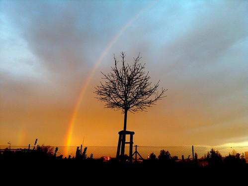 sky rainbow poland polska kalisz uploaded:by=flickrmobile flickriosapp:filter=nofilter pkskalisz
