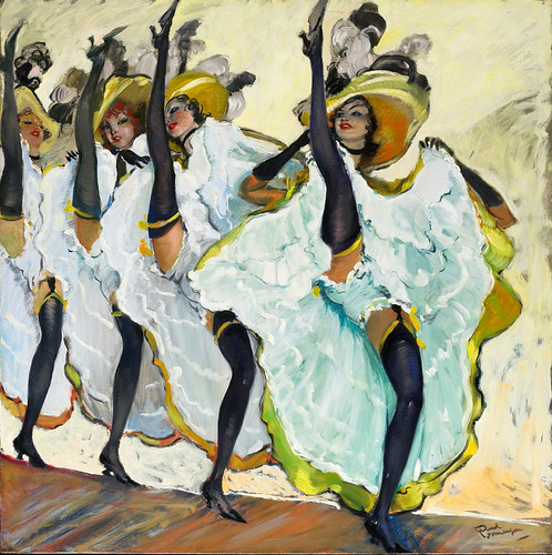 020- Can-Can-Jean Gabriel Domergue