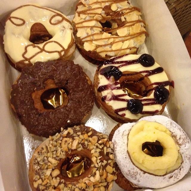 croughnuts #croissant #doughnuts