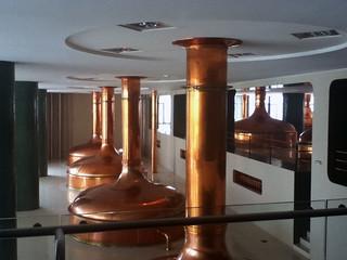 Pilsener Urquell Brauerei