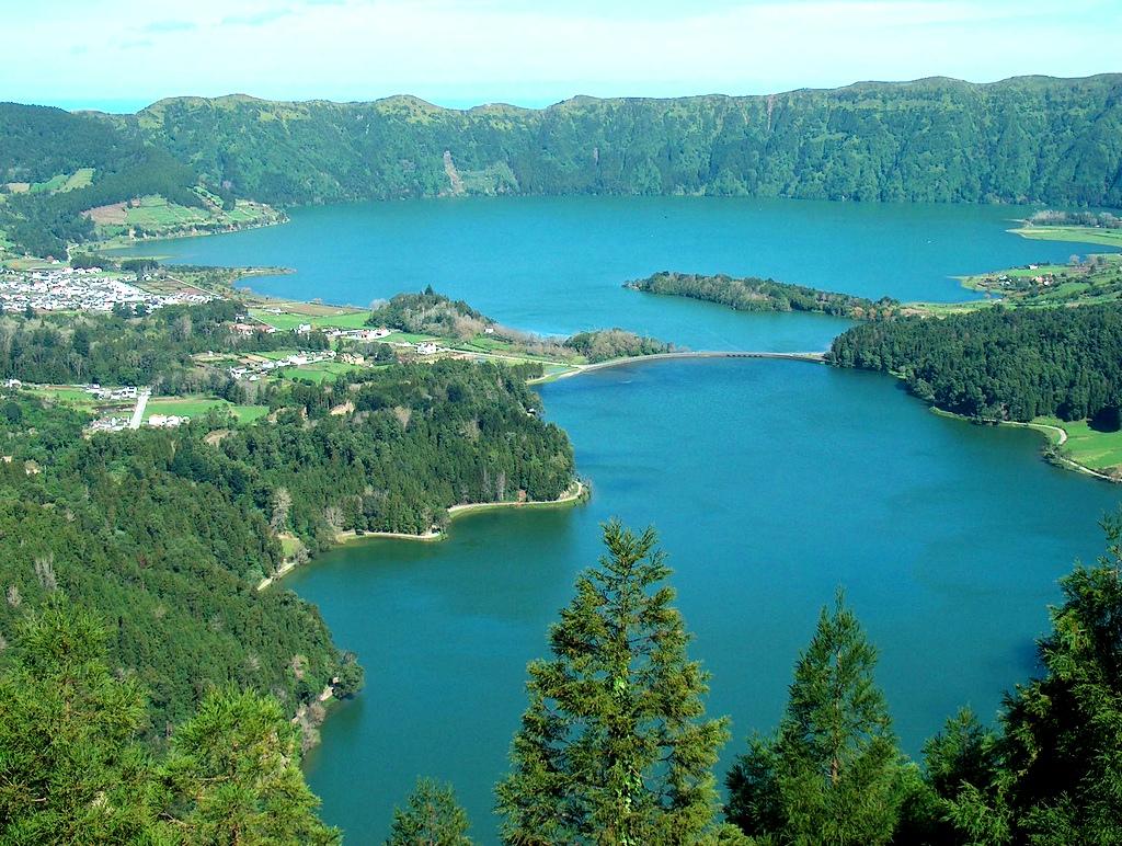 3. Lago de las Siete Ciudades. Isla de São Miguel. Autor, Plsg77