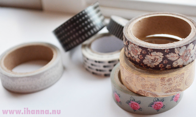 Washi tape favorites right now