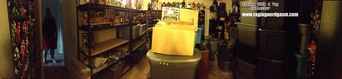 Tom Khayos Room in Progress