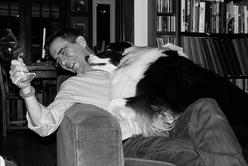 Kooper gives an old friend some lovin' - #330/365 by PJMixer