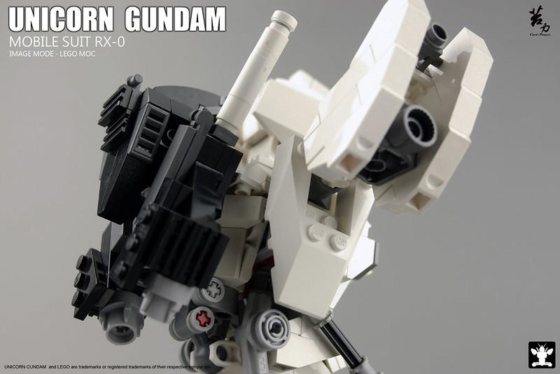 LEGO UNICORN GUNDAM 0016