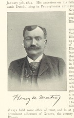 """British Library digitised image from page 486 of """"The Story of Chicago. (Vol. II. by J. Kirkland and C. Kirkland, 1894.)"""""""